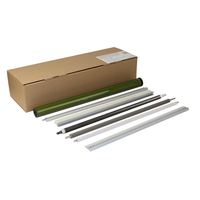 Black Drum Unit Rebuild Kit for Ricoh MPC3003/3503/4503/5503/6003