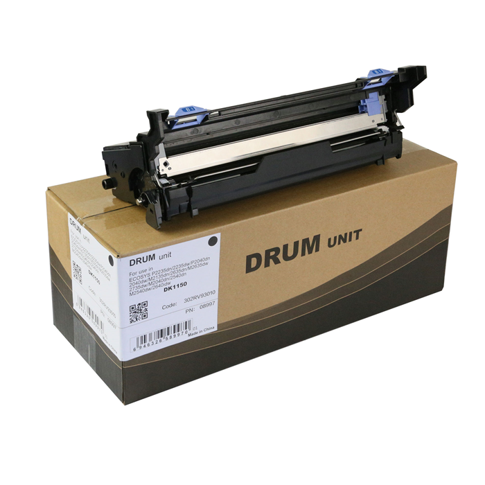 302RV93010 DK-1150 Drum Unit for Kyocera ECOSYS P2235dn/2235dw