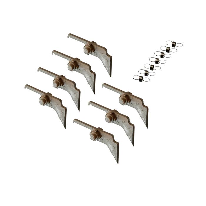 AE04-4099 Upper Picker Finger W/Spring for Ricoh Aficio MP4000/4000B/5000/5000B