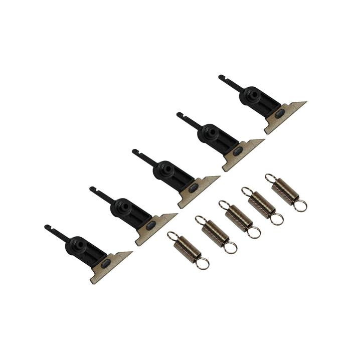 AE04-4067 Upper Picker Finger W/Spring for Ricoh Aficio MP9000/1100/1350