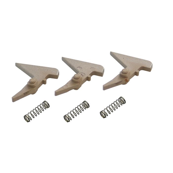 AE04-4059 Upper Picker Finger W/Spring for Ricoh Aficio MP161F/162F/171F/201SPF