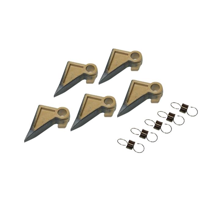 4040-5755-01 Upper Picker Finger W/Spring for Konica Minolta Bizhub 266/306