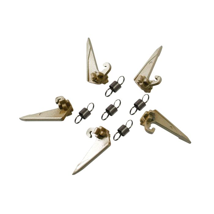 PJHRC0347Z Upper Picker Finger W/Spring for Panasonic DP8035/8045/8060