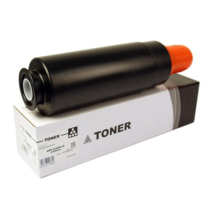 GPR-24/NPG-36/C-EXV22  CPP Toner Cartridge for Canon iR5050/5055/5065/5075