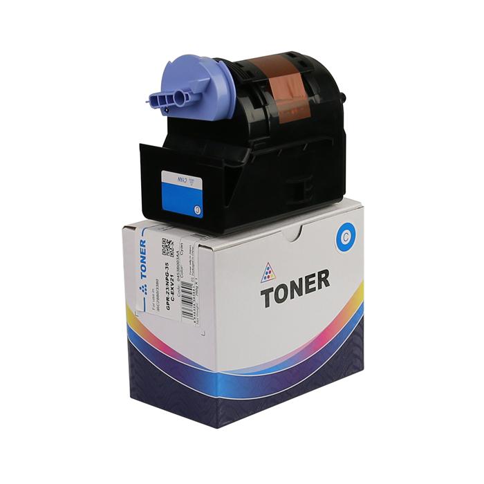 0453B003AA GPR-23/NPG-35/C-EXV21 Cyan Toner Cartridge