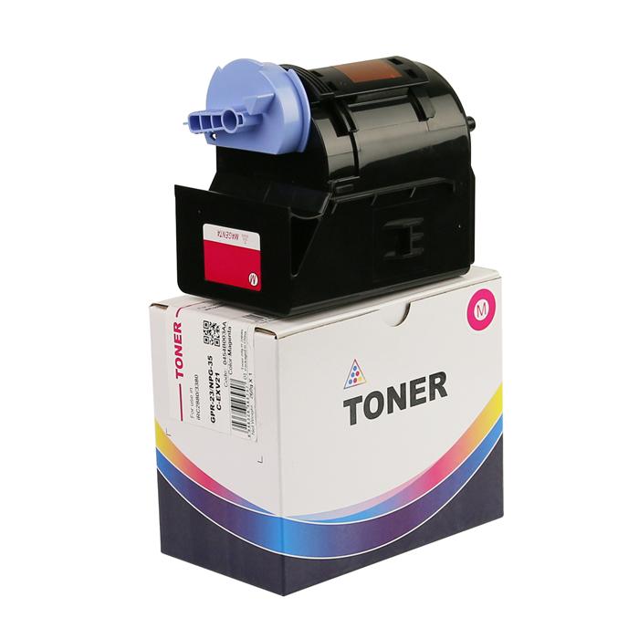 0454B003AA GPR-23/NPG-35/C-EXV21 Magenta Toner Cartridge