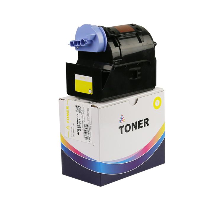 0455B003AA GPR-23/NPG-35/C-EXV21 Yellow Toner Cartridge