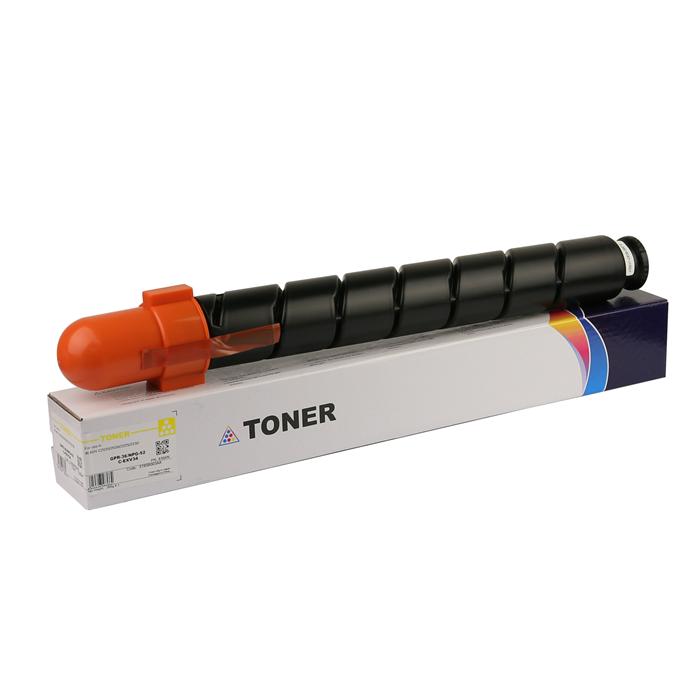 3785B003AA GPR-36/NPG-52/C-EXV34 Yellow Toner Cartridge