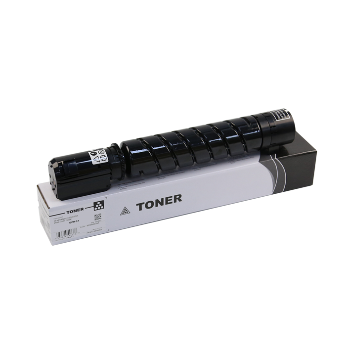 8516B003AA GPR-51 CPP Black Toner Cartridge