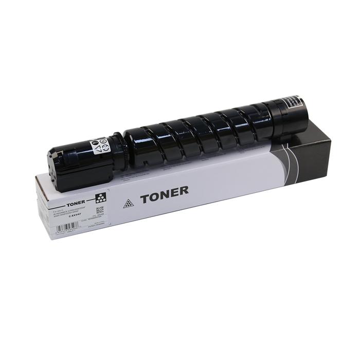 8516B002AA C-EXV47 CPP Black Toner Cartridge