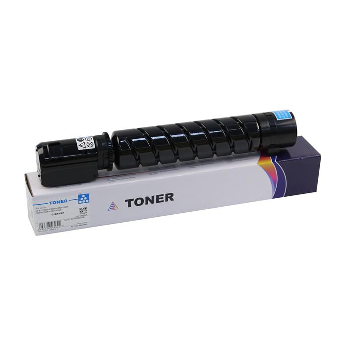 8517B002AA C-EXV47 CPP Cyan Toner Cartridge