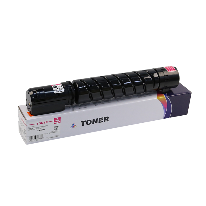 8518B002AA C-EXV47 CPP Magenta Toner Cartridge