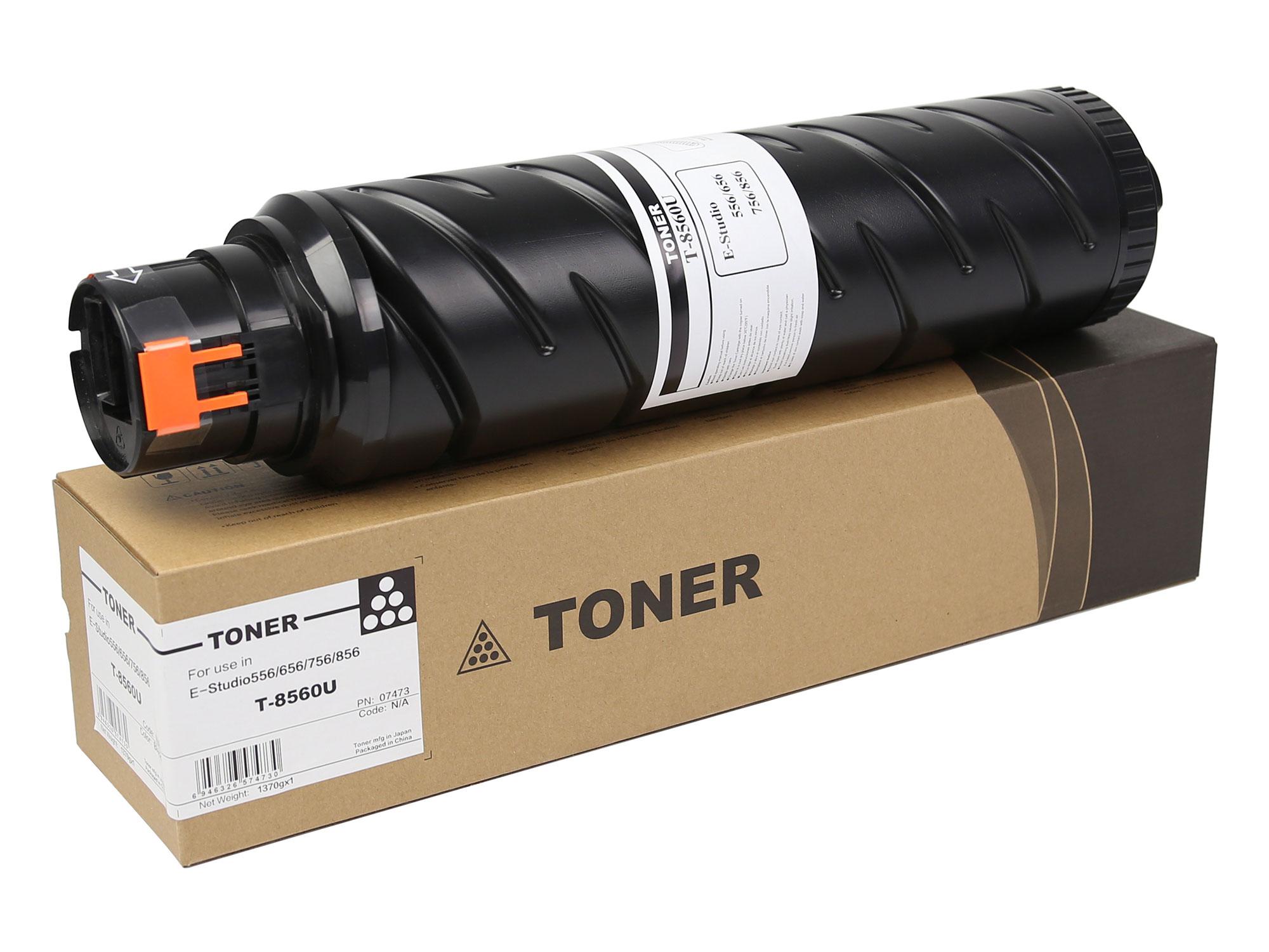 6AK00000212 T-8560U Toner Cartridge for Toshiba E-Studio 556