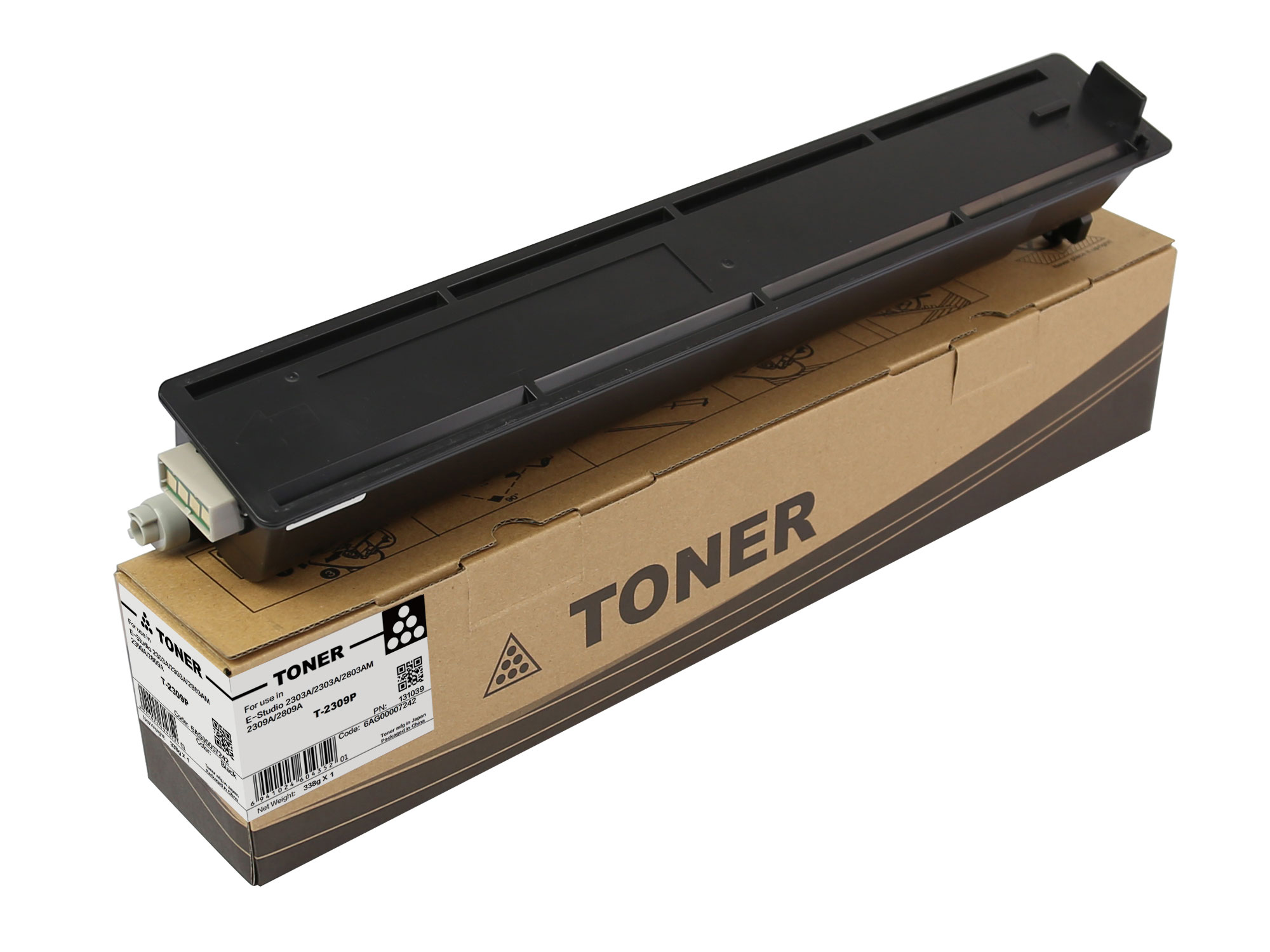 6AG00007242 T-2309P Toner Cartridge for Toshiba E-Studio 2303A