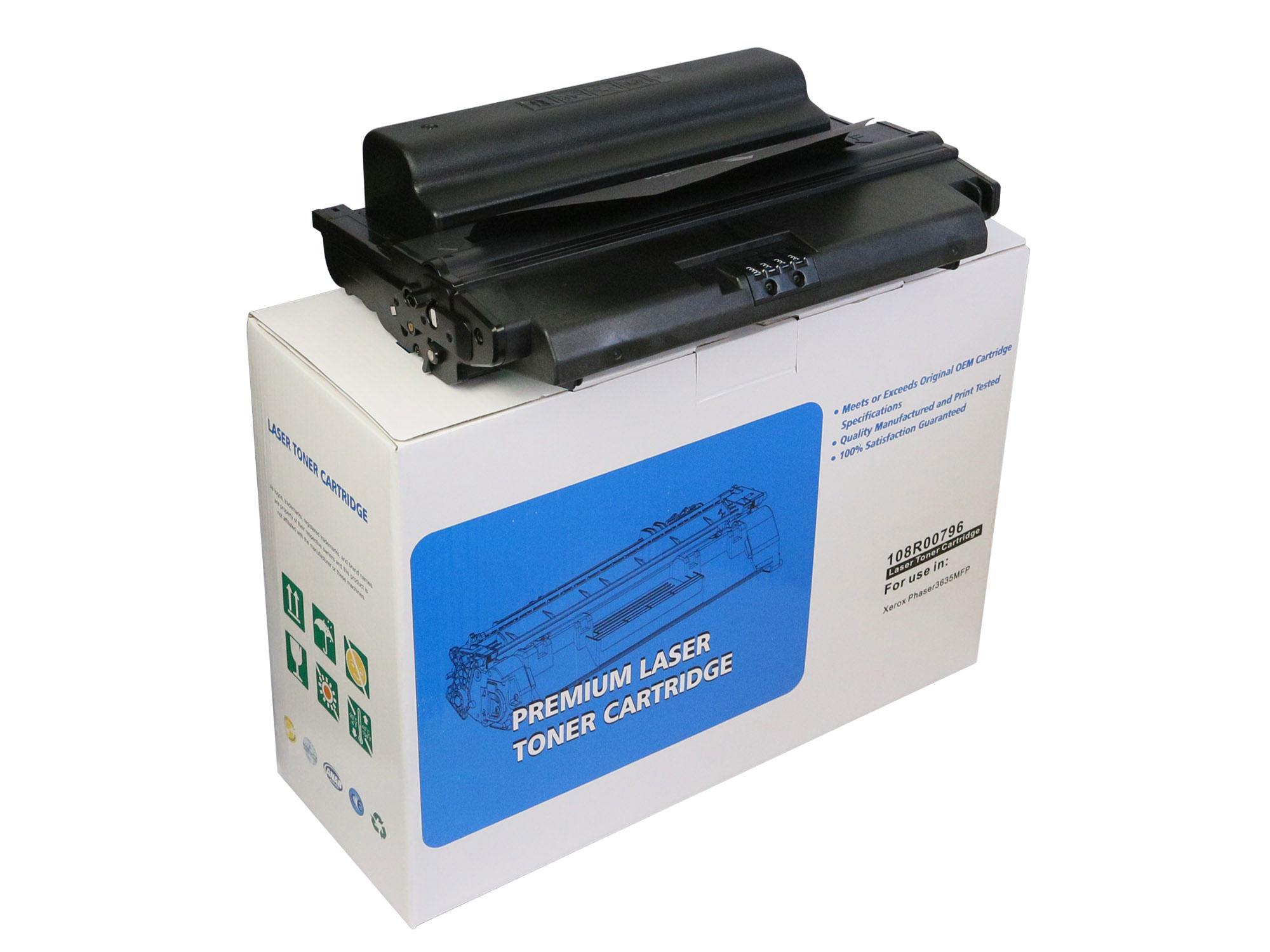 108R00796 Toner Cartridge for Xerox Phaser 3635MFP
