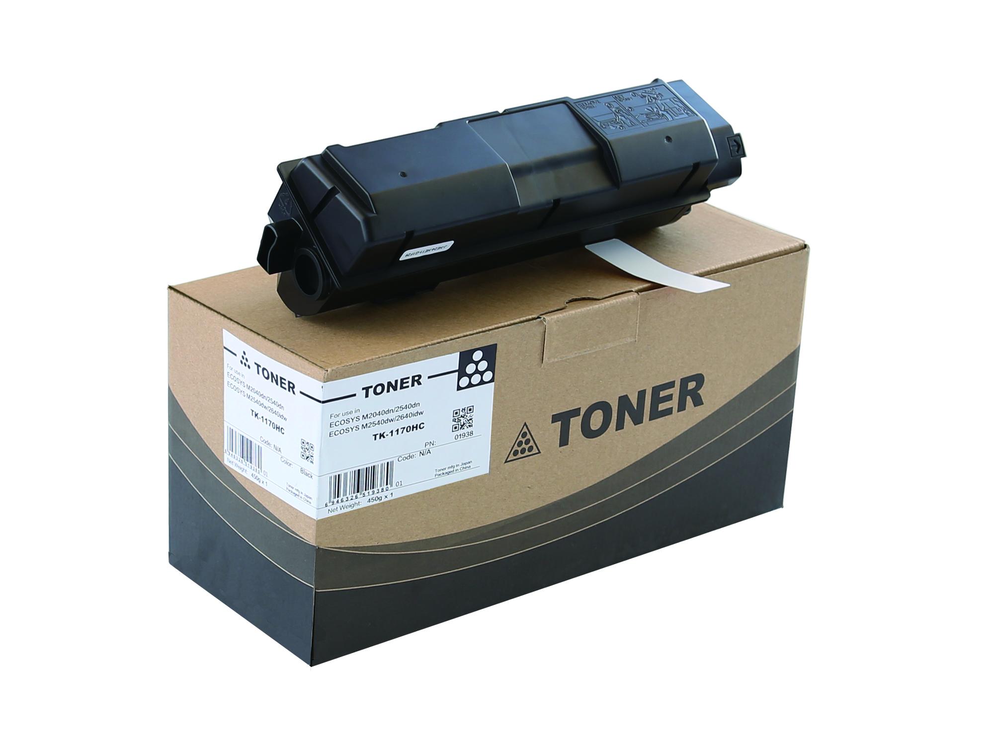 TK-1170HC Toner Cartridge for Kyocera ECOSYS M2040dn