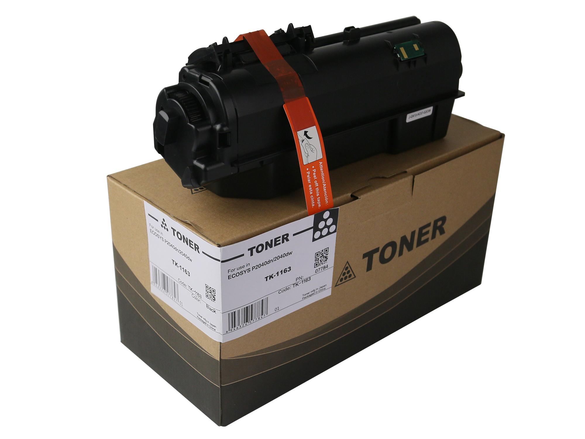 TK-1163 Toner Cartridge for Kyocera ECOSYS P2040dn