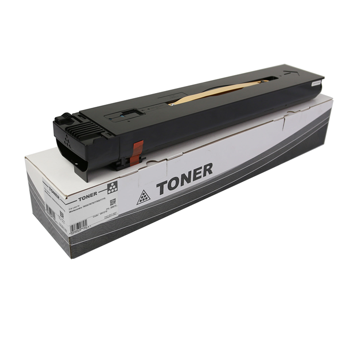 6R1219 006R01219 Black Toner Cartridge-Chemical for XEROX DocuColor 240/242/250/252