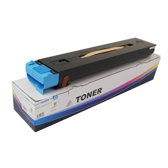 6R1222 006R01222 Cyan Toner Cartridge-Chemical for XEROX DocuColor 240/242/250/252