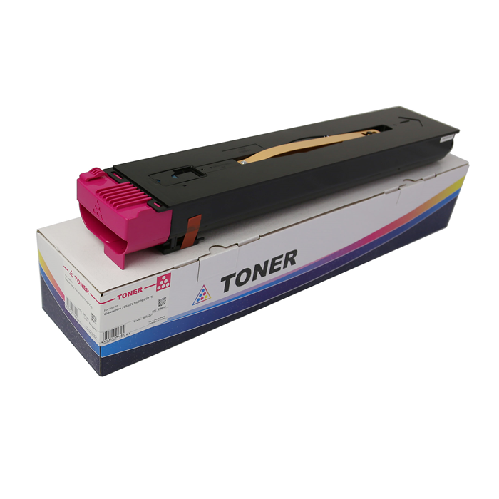 6R1221 006R01221 Magenta Toner Cartridge-Chemical for XEROX DocuColor 240/242/250/252