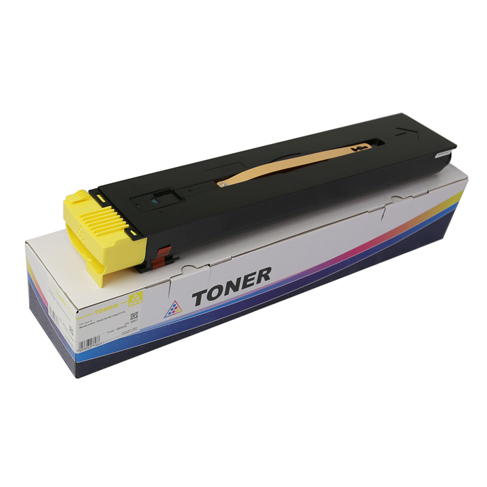 6R1220  006R01220 Yellow Toner Cartridge-Chemical for XEROX DocuColor 240/242/250/252