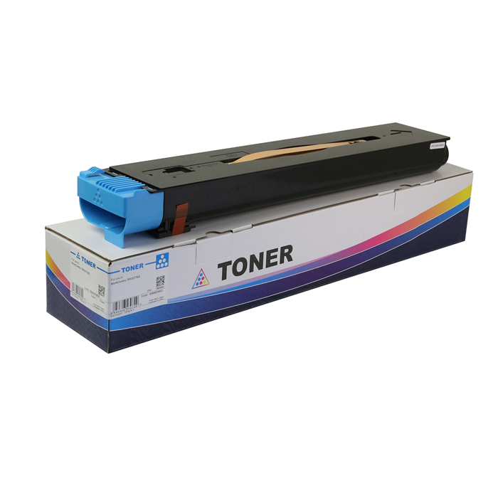 006R01452 Cyan Toner Cartridge-Chemical for XEROX DocuColor 240/242/250/252