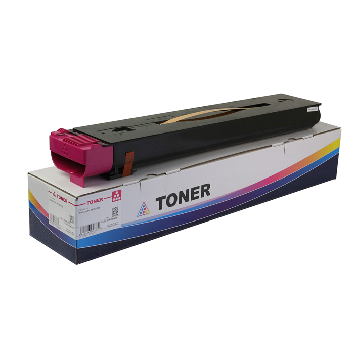 006R01451 Magenta Toner Cartridge-Chemical for XEROX ​DocuColor 240/242/250/252