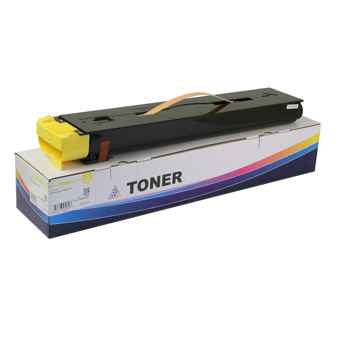 006R01450 Yellow Toner Cartridge-Chemical for XEROX DocuColor 240/242/250/252