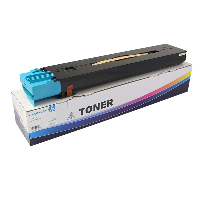 006R01528 Cyan Toner Cartridge-Chemical for XEROX Color 550/560