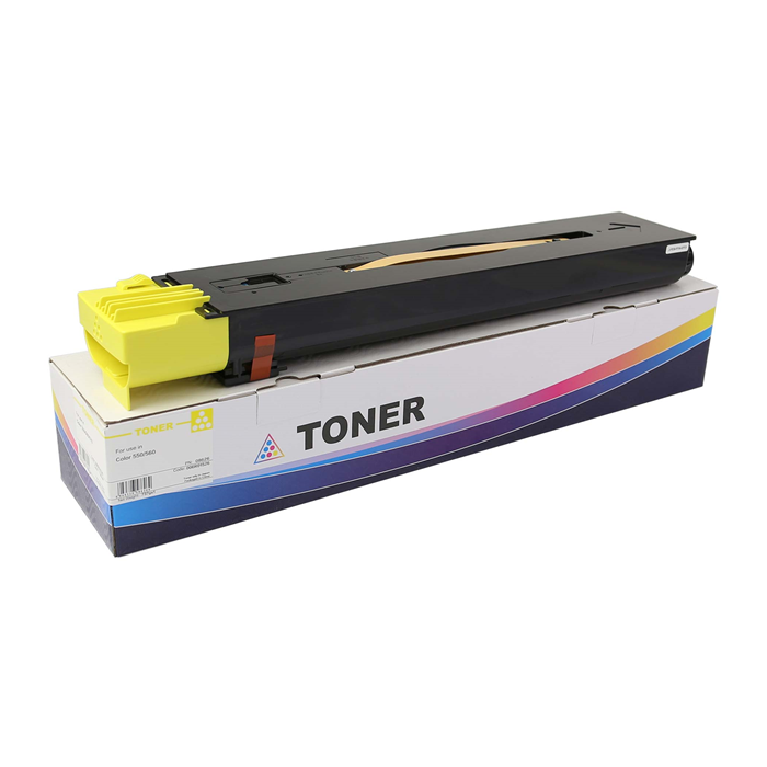 006R01526 Yellow Toner Cartridge-Chemical for XEROX Color 550/560